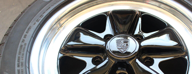 Felgenrestauration Porsche