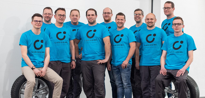 Unser Carissimi® Team