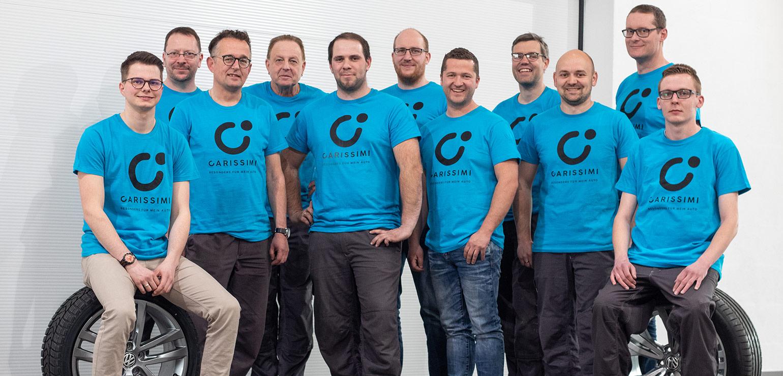 Unser Carissimi Team